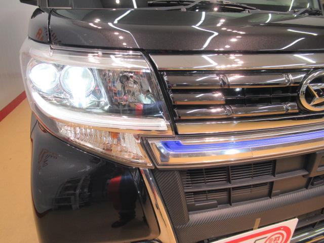 タントカスタムRS トップエディションSAIIカーナビ ドライブレコーダー 両側パワースライドドア エコアイドルフォグランプ 純正アルミホイール SRSサイドエアバッグ(石川県)の中古車