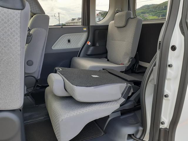 タントX 4WD 純正ナビ 片側パワースライド(山梨県)の中古車