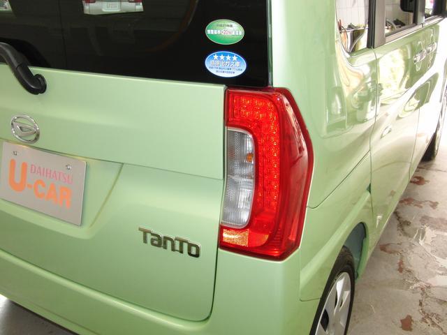 タントL SA(愛媛県)の中古車