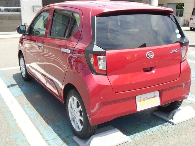 ミライースG SAIII(徳島県)の中古車