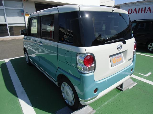 ムーヴキャンバスGメイクアップリミテッド SAIII(徳島県)の中古車