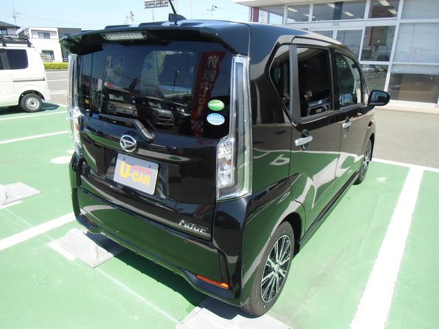 ムーヴカスタム XリミテッドII SAIII(徳島県)の中古車