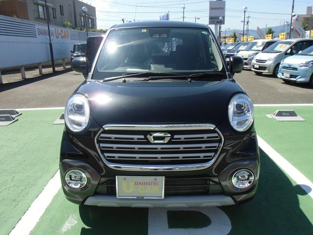 キャストアクティバG SAIII(徳島県)の中古車