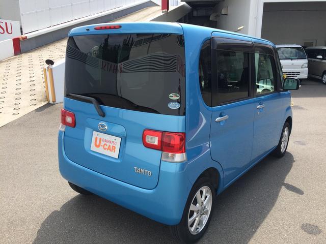 タントXリミテッド(愛媛県)の中古車