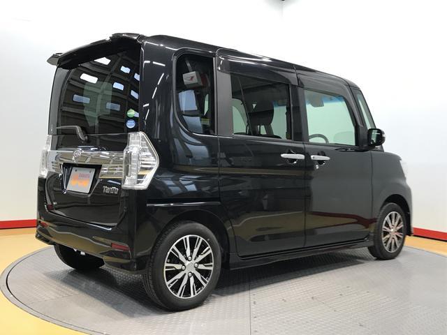 タントカスタムXトップエディションSAII バックカメラ対応ナビ付(高知県)の中古車