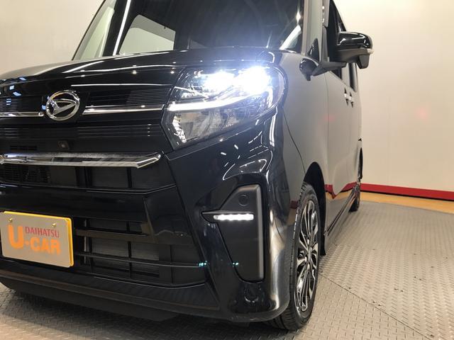 タントカスタムRS パノラマパーキング・クルーズパック ETC(高知県)の中古車
