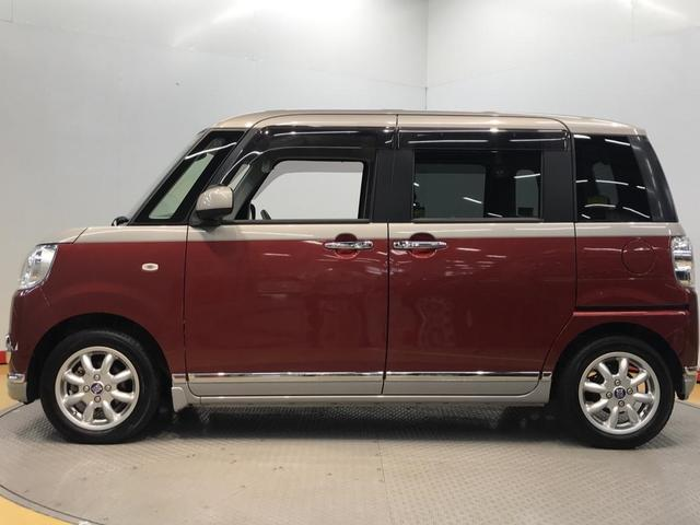 ムーヴキャンバスGメイクアップ SAII(高知県)の中古車