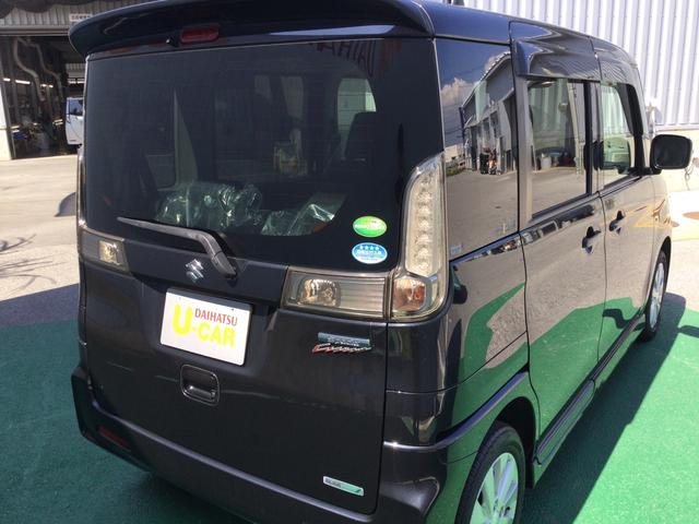 スペーシアカスタムXS(沖縄県)の中古車
