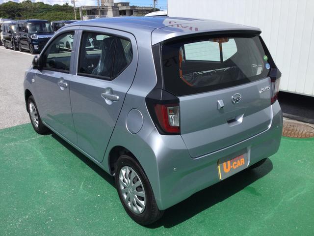 ミライースL SAIII(沖縄県)の中古車