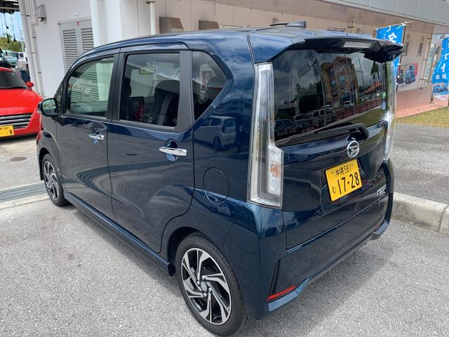 ムーヴカスタム RS ハイパーSAIII(沖縄県)の中古車