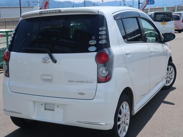 ミラカスタムX(長野県)の中古車