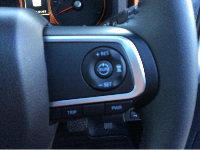 タフトGターボ 4WD メッキパック クルーズコントロール4WD/9インチスタイリッシュナビ/前後純正ドラレコ/電動パーキング/LEDヘッドランプ&フォグランプ/メッキパック/カーペットマット/ワイドバイザー(長野県)の中古車