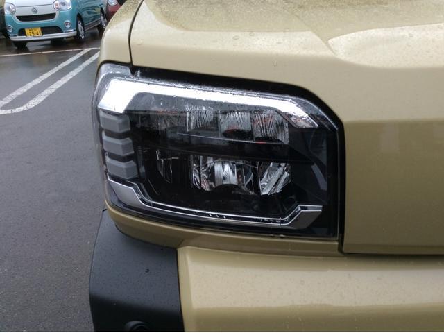 タフトGターボ 4WD 9インチナビ 前後ドラレコ クルコン(長野県)の中古車