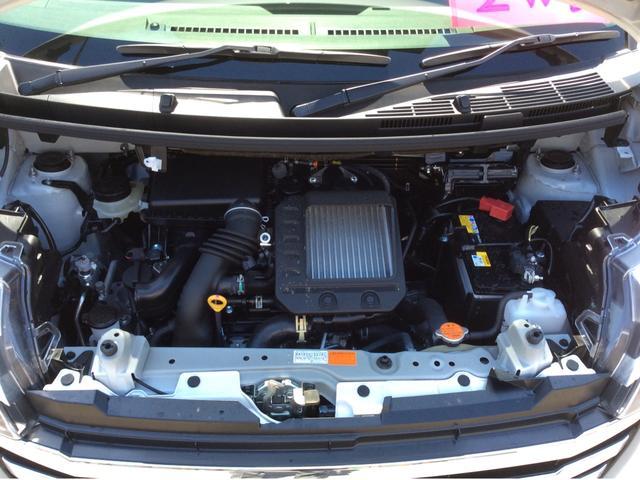 トールカスタムG ターボ 2WD オーディオレス バックカメラマイナーチェンジ後モデル 電動パーキングブレーキ LEDヘッドライト LEDフォグランプ(長野県)の中古車