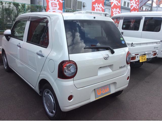 ミラトコットX SAIII(長野県)の中古車