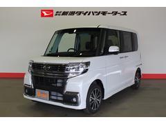 ダイハツ タントカスタムX トップエディションSAII
