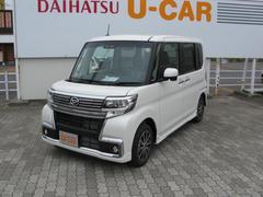 ダイハツ タントカスタムX トップエディションSAIII