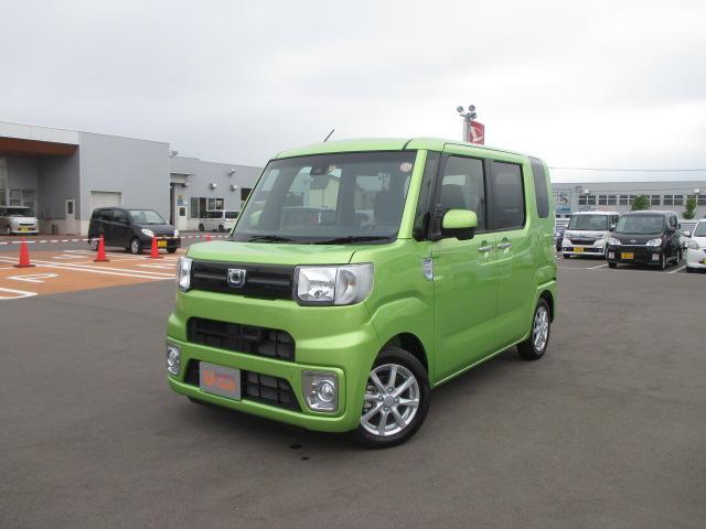ウェイク L SAII CVT 4WD
