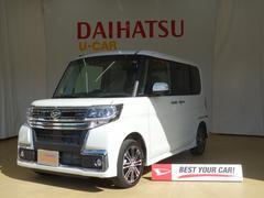 ダイハツ タントカスタムRS トップエディションSAIII CVT 4WD
