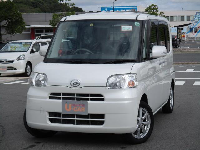 タントXリミテッド (広島県)の中古車