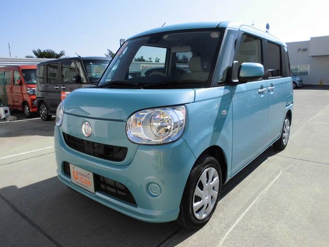 ムーヴキャンバスL SAII アップグレードパック 純正地デジナビ付限定車(東京都)の中古車