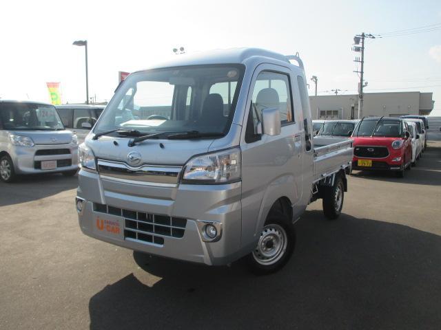 ハイゼットトラックジャンボ 4AT 4WD(北海道)の中古車