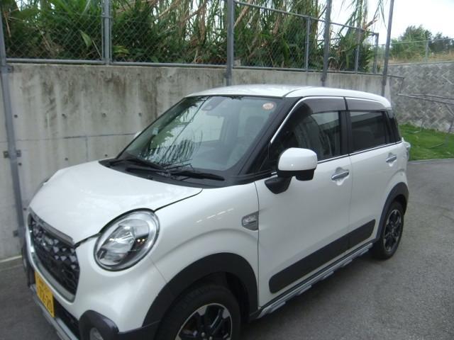 キャストアクティバG ターボ SAII (沖縄県)の中古車