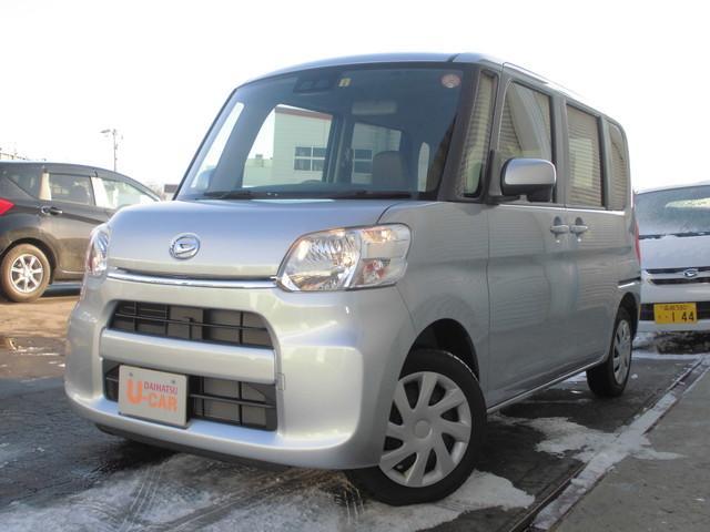 タント L SAIII CVT 4WD