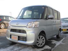 ダイハツ タントL SAIII CVT 4WD
