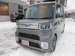 ダイハツ ウェイクGターボSAII CVT 4WD