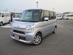 ダイハツ タントX SAIII CVT 4WD