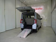 タントスローパーL SA 車椅子移動車 福祉車両 CDオーディオ付