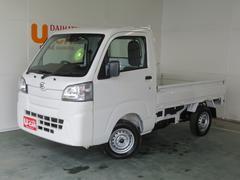 ハイゼットトラックスタンダードSAIIIt 4WD 5速MT車