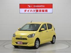 ミライースX SAIII 衝突軽減ブレーキ LEDライト