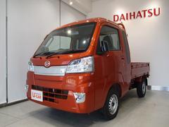 ハイゼットトラックジャンボSAIIIt 届出済未使用車 LEDヘッドライト