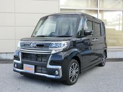 タントカスタムRS トップエディションSAIII 4WD ナビ付