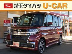 タントカスタムRS トップエディションVS SAIII・純正ナビ