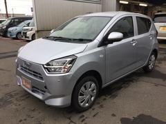 ミライースX SAIII 届出済未使用車 4WD キーレス CD