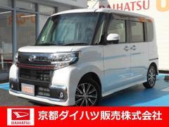タントカスタムX トップエディションSAIII ナビ・バックカメラ
