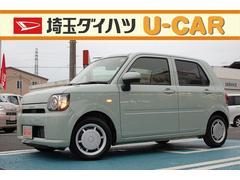 ミラトコットX SAIII・デモカーUP・走行2329キロ