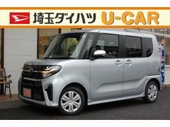 タントカスタムL・当店デモカーUP・走行545キロ