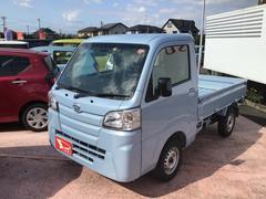 ハイゼットトラックスタンダードSAIIIt 4WD 5速マニュアル車