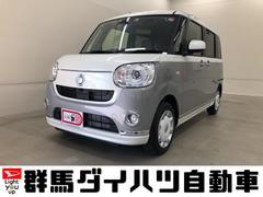 ムーヴキャンバスGメイクアップリミテッド SAIII 4WD