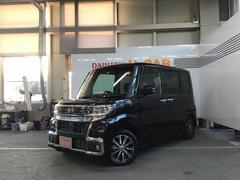 タントカスタムXトップエディションVSSAIII 走行5060キロ