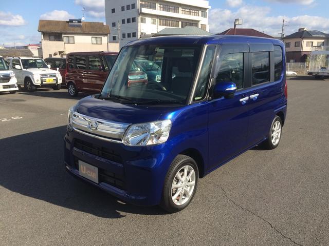 タントG SAIII(愛媛県)の中古車