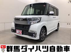 タントカスタムRS トップエディションSAIII純正ナビ ターボ車