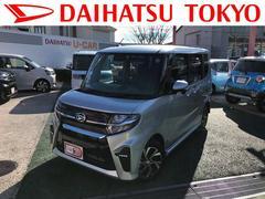 タントカスタムX ディスプレイオーディオ 自動駐車システム付き