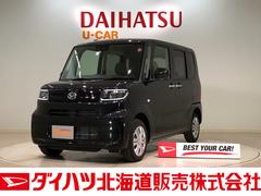 タントX 4WD 純正ナビ