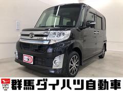 タントカスタムX トップエディションSAII 4WD ナビ付