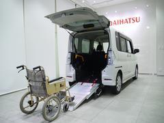 タントカスタムX SA スローパーリアシート付 4人乗車 福祉車両
